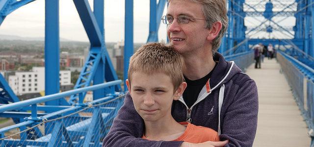 Kevin and Thomas