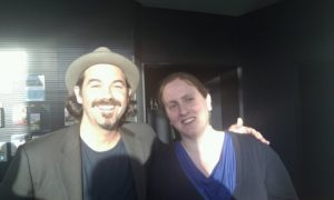 Duncan Sheik and me