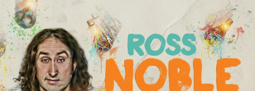 Ross Noble Brain Dump