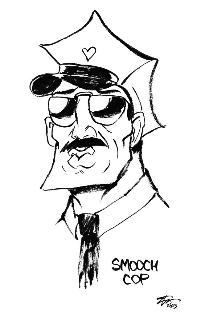 Smooch Cop